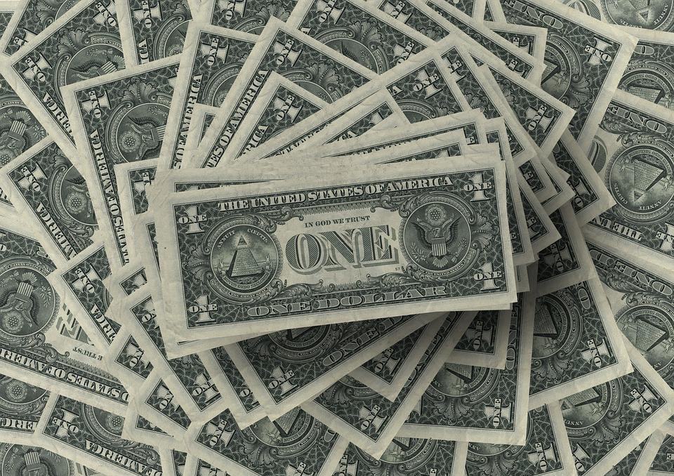 dolary bankovky