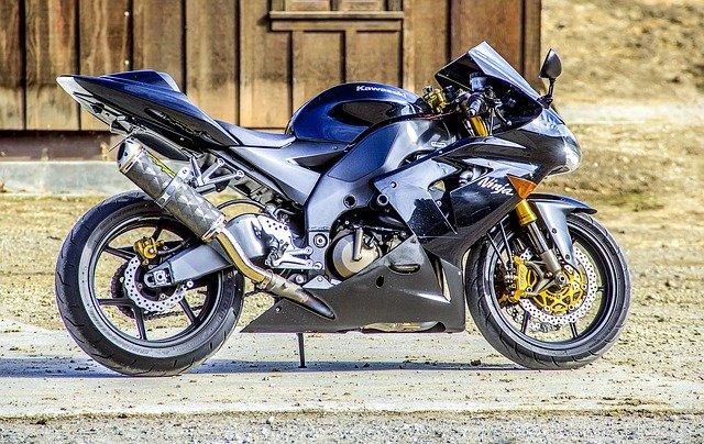 motorka, kawasaki