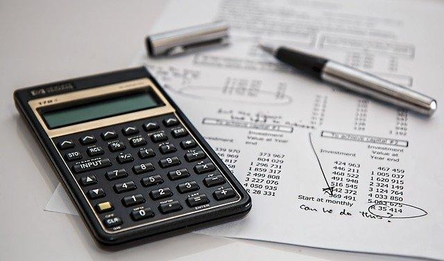 propočítávání financí